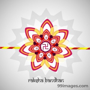 🌺 Best Happy Raksha Bandhan [August 26, 2018] - HD Wishes Images for Sisters/Brothers