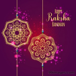 🌺 Best Happy Raksha Bandhan [August 15, 2019] - HD Wishes Images for Sisters/Brothers - #14434