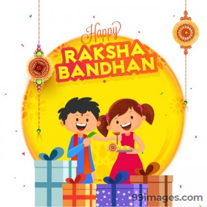 🌺 Best Happy Raksha Bandhan [August 15, 2019] - HD Wishes Images for Sisters/Brothers - #14427