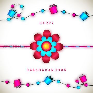 🌺 *Best* Happy Raksha Bandhan Quotes in Hindi [August 15, 2019] - HD Images for WhatsApp Status DP - #37215