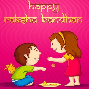 🌺 *Best* Happy Raksha Bandhan Quotes in Hindi [August 15, 2019] - HD Images for WhatsApp Status DP - #13288