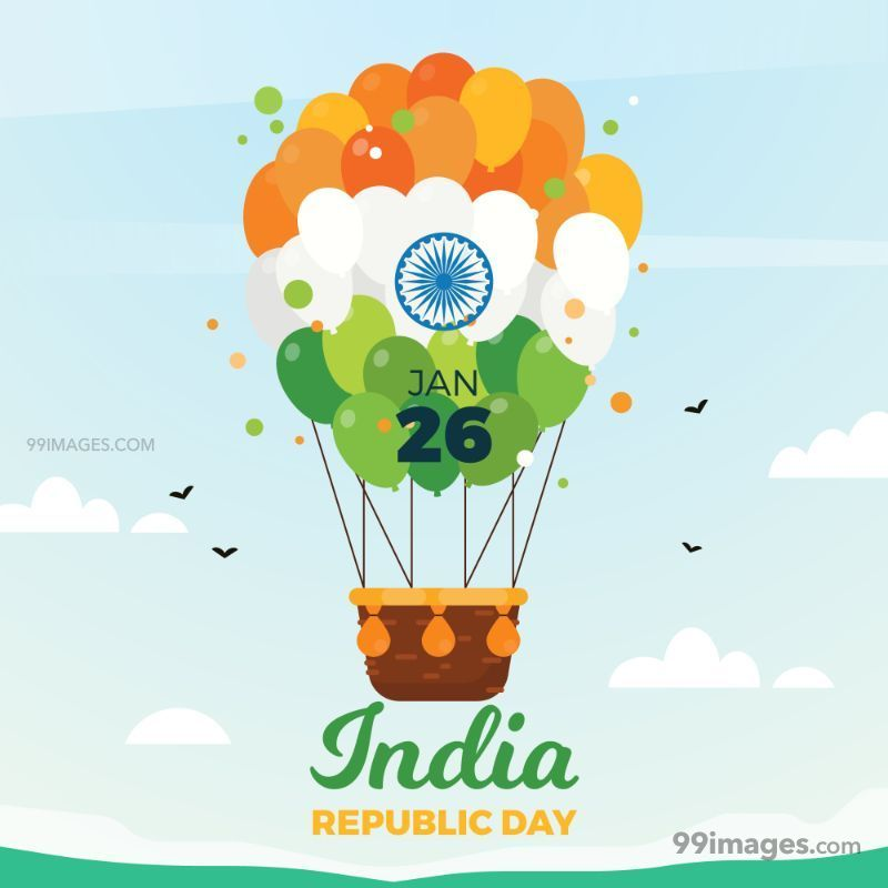 [26th January 2020] Happy Republic Day WhatsApp DP Images, Wishes, Quotes, Messages HD (294616) - Republic Day