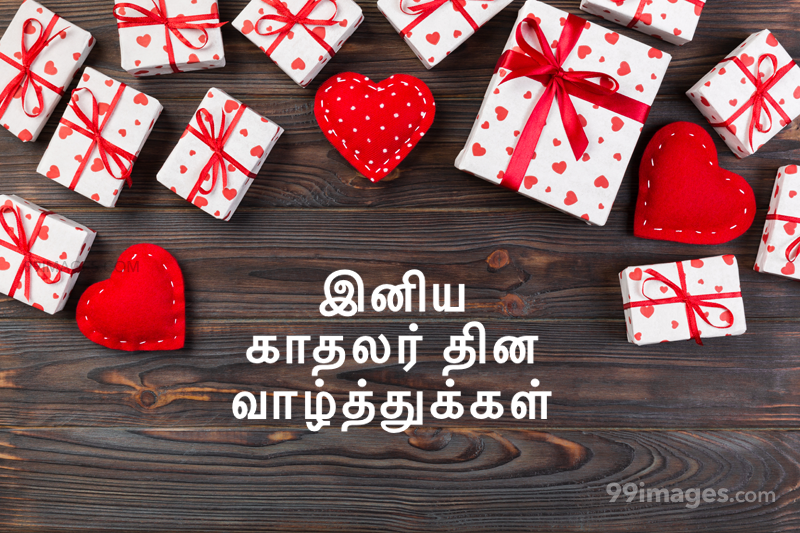 [14 February 2020] Happy Valentines Day in Tamil (kadhalar dhinam vazhthukkal) Romantic Heart Images, Wishes, Love Quotes, Messages (302609) - Valentine's Day