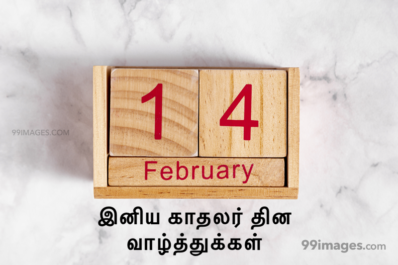[14 February 2020] Happy Valentines Day in Tamil (kadhalar dhinam vazhthukkal) Romantic Heart Images, Wishes, Love Quotes, Messages (302532) - Valentine's Day