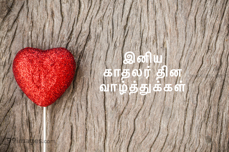 [14 February 2020] Happy Valentines Day in Tamil (kadhalar dhinam vazhthukkal) Romantic Heart Images, Wishes, Love Quotes, Messages (302577) - Valentine's Day
