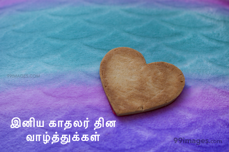 [14 February 2020] Happy Valentines Day in Tamil (kadhalar dhinam vazhthukkal) Romantic Heart Images, Wishes, Love Quotes, Messages (302539) - Valentine's Day