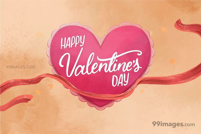 [14 February 2020] Happy Valentines Day Romantic Heart Images, Wishes, Love Quotes, Messages (Hearts / Gifts / Flowers / Chocolates / Cards / Gif) (182881) - Valentine's Day