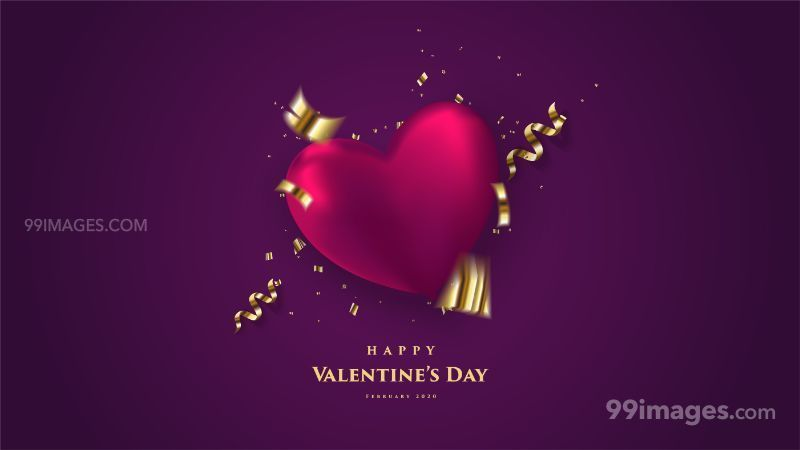 [14 February 2020] Happy Valentines Day Romantic Heart Images, Wishes, Love Quotes, Messages (Hearts / Gifts / Flowers / Chocolates / Cards / Gif) (182783) - Valentine's Day