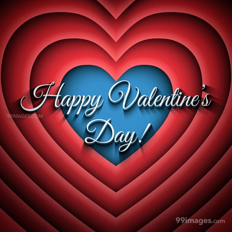 [14 February 2020] Happy Valentines Day Romantic Heart Images, Wishes, Love Quotes, Messages (Hearts / Gifts / Flowers / Chocolates / Cards / Gif) (182826) - Valentine's Day