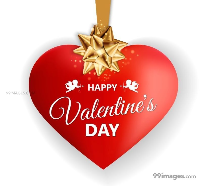 [14 February 2020] Happy Valentines Day Romantic Heart Images, Wishes, Love Quotes, Messages (Hearts / Gifts / Flowers / Chocolates / Cards / Gif) (182771) - Valentine's Day