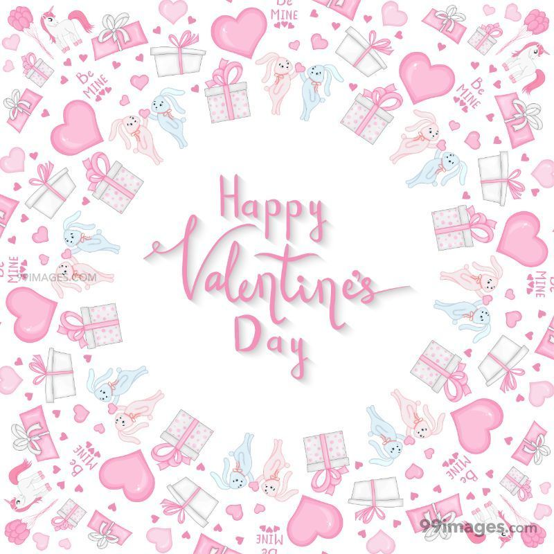 [14 February 2020] Happy Valentines Day Romantic Heart Images, Wishes, Love Quotes, Messages (Hearts / Gifts / Flowers / Chocolates / Cards / Gif) (182834) - Valentine's Day