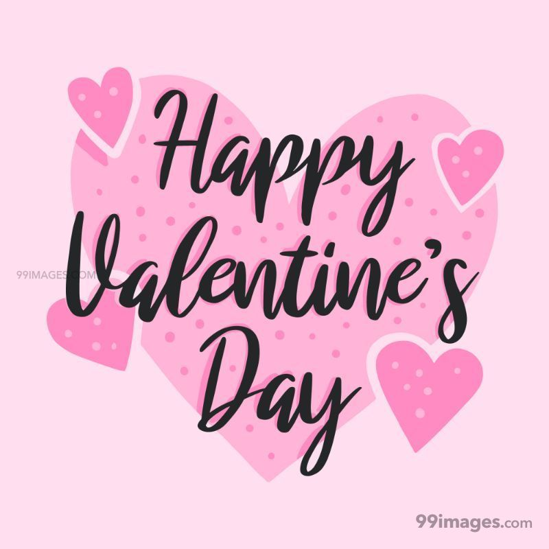 [14 February 2020] Happy Valentines Day Romantic Heart Images, Wishes, Love Quotes, Messages (Hearts / Gifts / Flowers / Chocolates / Cards / Gif) (182913) - Valentine's Day