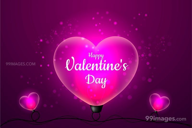 [14 February 2020] Happy Valentines Day Romantic Heart Images, Wishes, Love Quotes, Messages (Hearts / Gifts / Flowers / Chocolates / Cards / Gif) (182809) - Valentine's Day