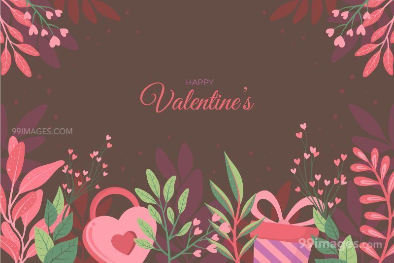 [14 February 2020] Happy Valentines Day Romantic Heart Images, Wishes, Love Quotes, Messages (Hearts / Gifts / Flowers / Chocolates / Cards / Gif) (182904) - Valentine's Day