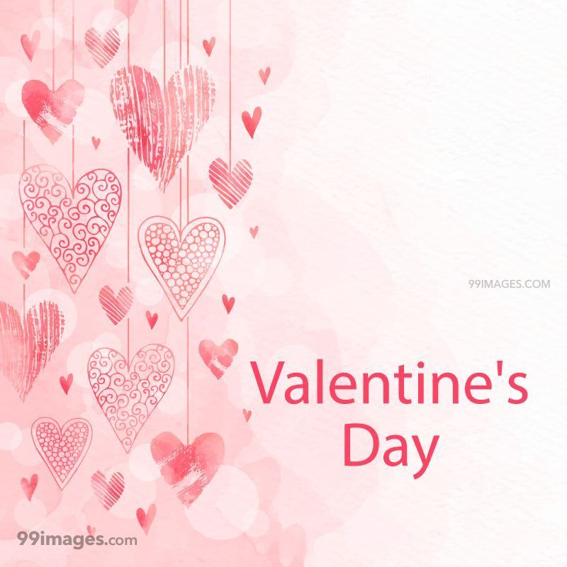 [14 February 2020] Happy Valentines Day Romantic Heart Images, Wishes, Love Quotes, Messages (Hearts / Gifts / Flowers / Chocolates / Cards / Gif) (137034) - Valentine's Day