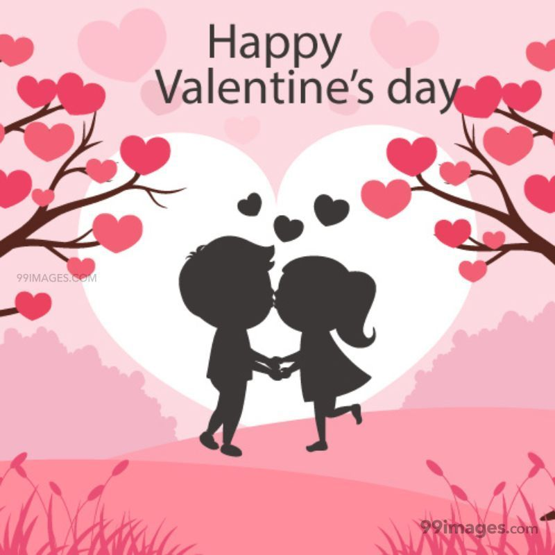 [14 February 2020] Happy Valentines Day Romantic Heart Images, Wishes, Love Quotes, Messages (Hearts / Gifts / Flowers / Chocolates / Cards / Gif) (137022) - Valentine's Day