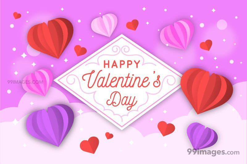 [14 February 2020] Happy Valentines Day Romantic Heart Images, Wishes, Love Quotes, Messages (Hearts / Gifts / Flowers / Chocolates / Cards / Gif) (182901) - Valentine's Day
