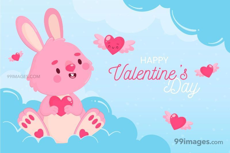 [14 February 2020] Happy Valentines Day Romantic Heart Images, Wishes, Love Quotes, Messages (Hearts / Gifts / Flowers / Chocolates / Cards / Gif) (182892) - Valentine's Day