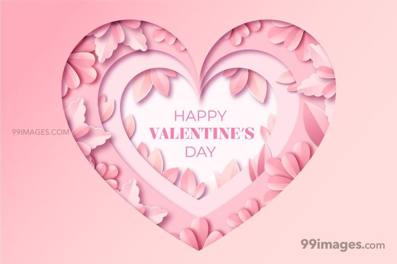 [14 February 2021] Happy Valentines Day Romantic Heart Images, Wishes, Love Quotes, Messages (Hearts / Gifts / Flowers / Chocolates / Cards / Gif) (182759) - Valentine's Day