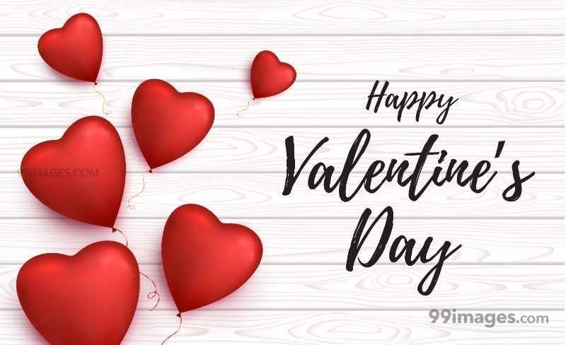 [14 February 2020] Happy Valentines Day Romantic Heart Images, Wishes, Love Quotes, Messages (Hearts / Gifts / Flowers / Chocolates / Cards / Gif) (182793) - Valentine's Day
