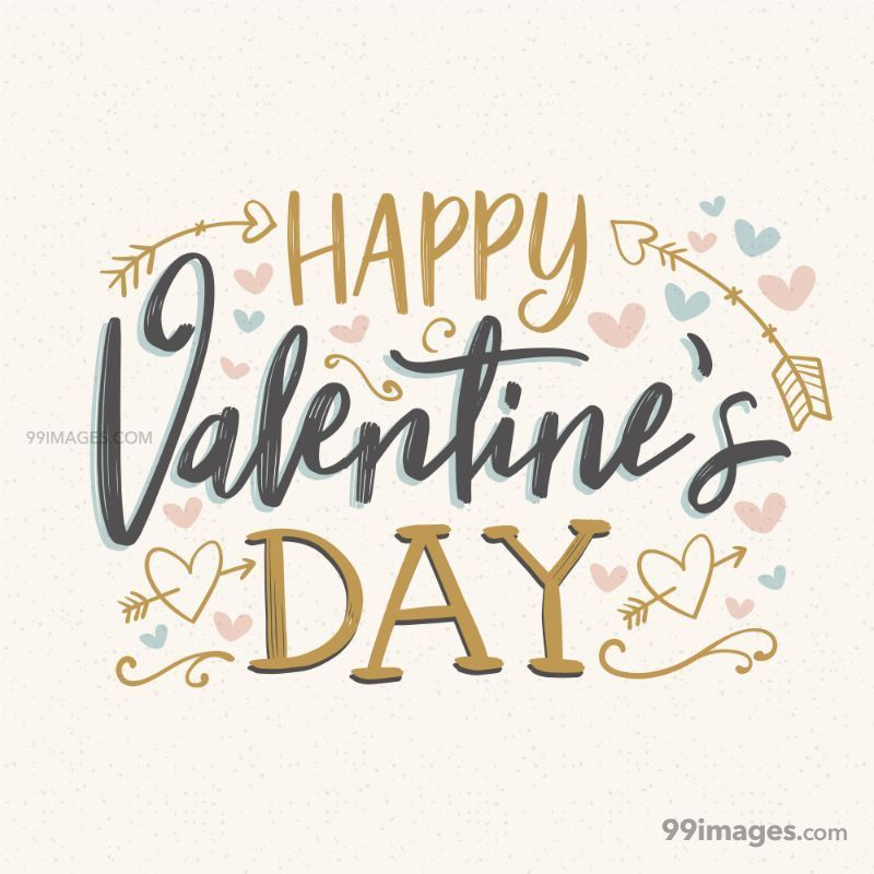 [14 February 2020] Happy Valentines Day Romantic Heart Images, Wishes, Love Quotes, Messages (Hearts / Gifts / Flowers / Chocolates / Cards / Gif) (307557) - Valentine's Day