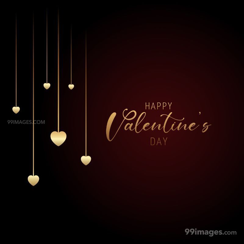[14 February 2020] Happy Valentines Day Romantic Heart Images, Wishes, Love Quotes, Messages (Hearts / Gifts / Flowers / Chocolates / Cards / Gif) (307536) - Valentine's Day