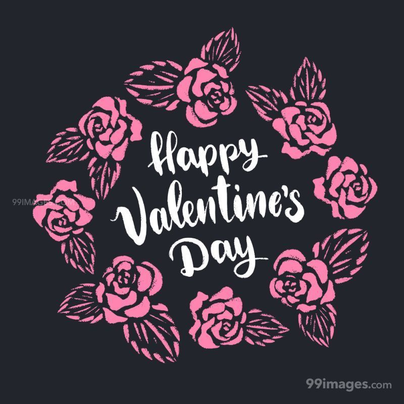[14 February 2020] Happy Valentines Day Romantic Heart Images, Wishes, Love Quotes, Messages (Hearts / Gifts / Flowers / Chocolates / Cards / Gif) (182900) - Valentine's Day