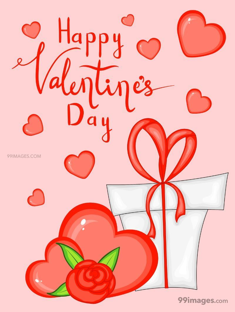 [14 February 2020] Happy Valentines Day Romantic Heart Images, Wishes, Love Quotes, Messages (Hearts / Gifts / Flowers / Chocolates / Cards / Gif) (182835) - Valentine's Day