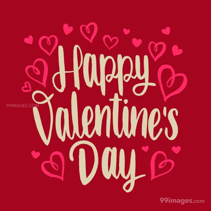 [14 February 2020] Happy Valentines Day Romantic Heart Images, Wishes, Love Quotes, Messages (Hearts / Gifts / Flowers / Chocolates / Cards / Gif) (182915) - Valentine's Day