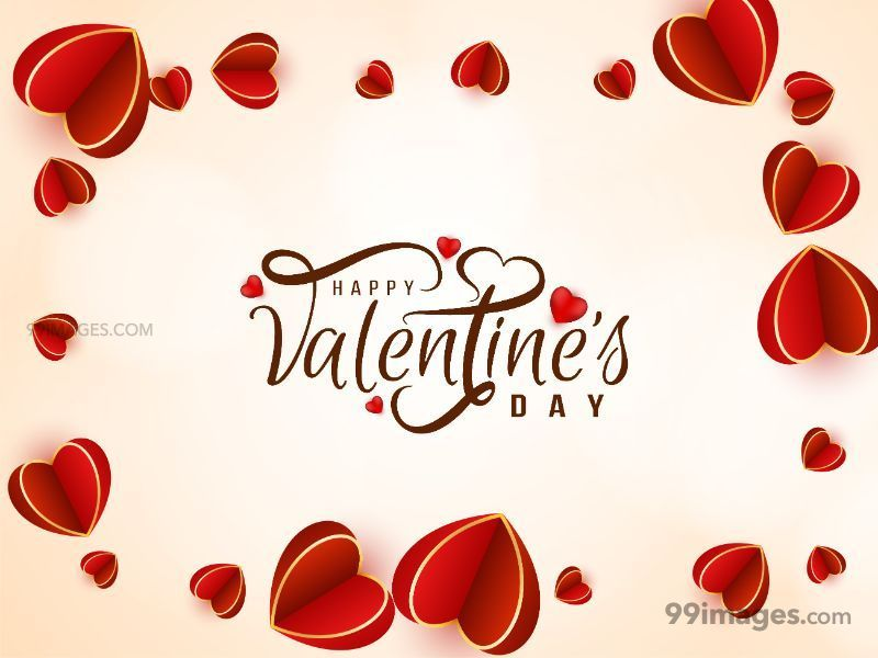 [14 February 2020] Happy Valentines Day Romantic Heart Images, Wishes, Love Quotes, Messages (Hearts / Gifts / Flowers / Chocolates / Cards / Gif) (307514) - Valentine's Day