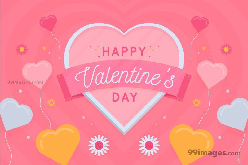 [14 February 2020] Happy Valentines Day Romantic Heart Images, Wishes, Love Quotes, Messages (Hearts / Gifts / Flowers / Chocolates / Cards / Gif) (182854) - Valentine's Day