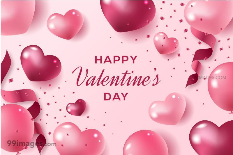 [14 February 2020] Happy Valentines Day Romantic Heart Images, Wishes, Love Quotes, Messages (Hearts / Gifts / Flowers / Chocolates / Cards / Gif) (182887) - Valentine's Day