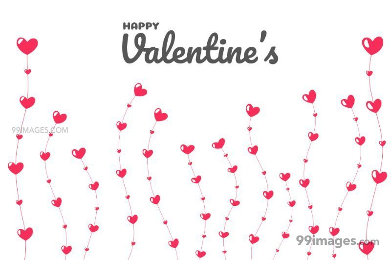 [14 February 2021] Happy Valentines Day Romantic Heart Images, Wishes, Love Quotes, Messages (Hearts / Gifts / Flowers / Chocolates / Cards / Gif) (182821) - Valentine's Day