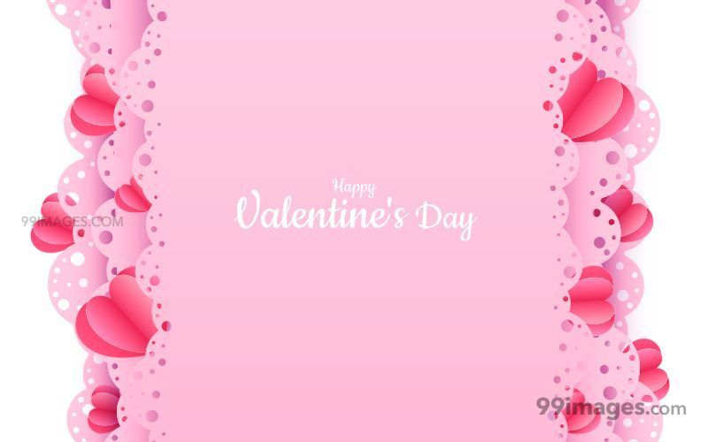 [14 February 2020] Happy Valentines Day Romantic Heart Images, Wishes, Love Quotes, Messages (Hearts / Gifts / Flowers / Chocolates / Cards / Gif) (182811) - Valentine's Day