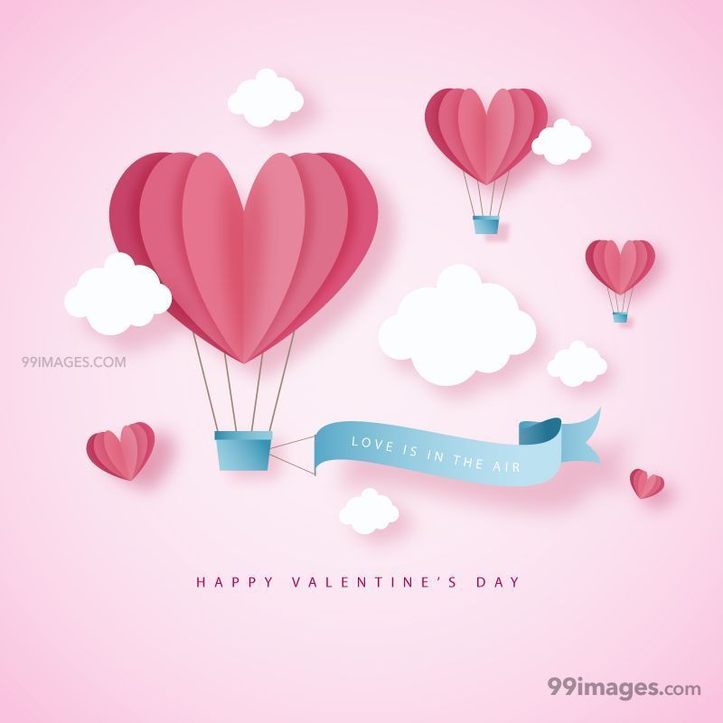 [14 February 2020] Happy Valentines Day Romantic Heart Images, Wishes, Love Quotes, Messages (Hearts / Gifts / Flowers / Chocolates / Cards / Gif) (137023) - Valentine's Day