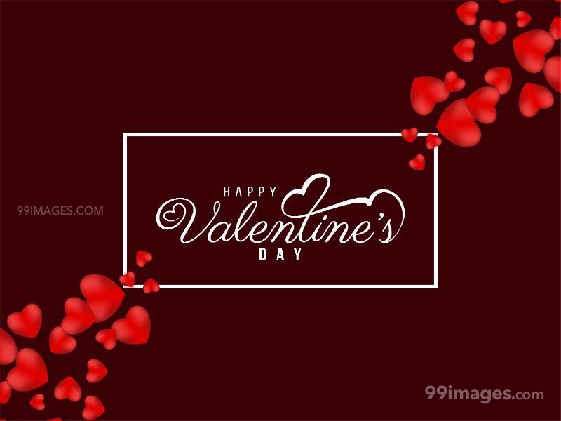 [14 February 2020] Happy Valentines Day Romantic Heart Images, Wishes, Love Quotes, Messages (Hearts / Gifts / Flowers / Chocolates / Cards / Gif) (307520) - Valentine's Day