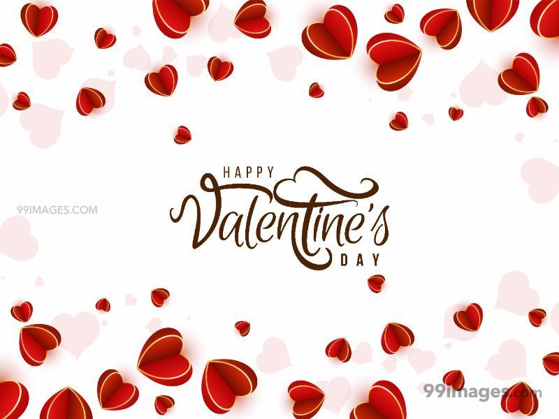 [14 February 2020] Happy Valentines Day Romantic Heart Images, Wishes, Love Quotes, Messages (Hearts / Gifts / Flowers / Chocolates / Cards / Gif) (307524) - Valentine's Day