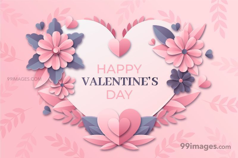 [14 February 2020] Happy Valentines Day Romantic Heart Images, Wishes, Love Quotes, Messages (Hearts / Gifts / Flowers / Chocolates / Cards / Gif) (182758) - Valentine's Day