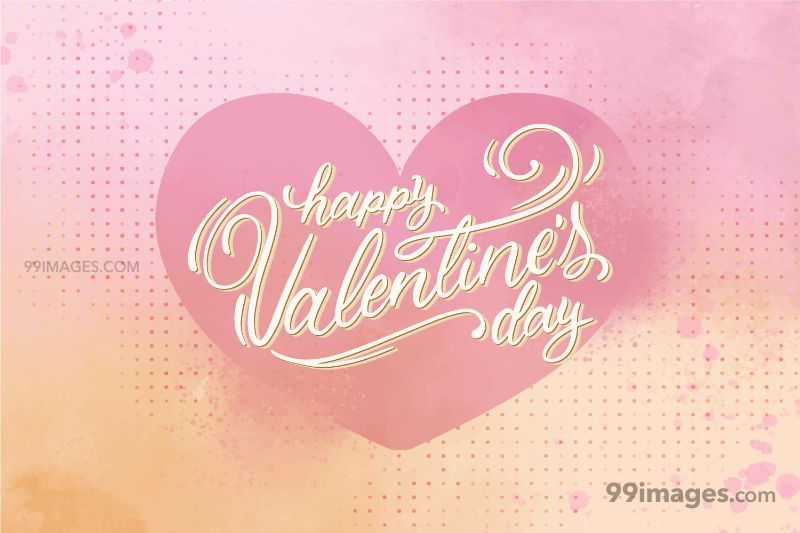 [14 February 2020] Happy Valentines Day Romantic Heart Images, Wishes, Love Quotes, Messages (Hearts / Gifts / Flowers / Chocolates / Cards / Gif) (182882) - Valentine's Day