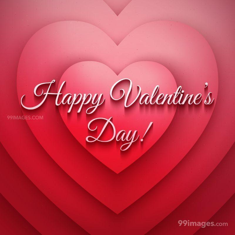 [14 February 2020] Happy Valentines Day Romantic Heart Images, Wishes, Love Quotes, Messages (Hearts / Gifts / Flowers / Chocolates / Cards / Gif) (182831) - Valentine's Day