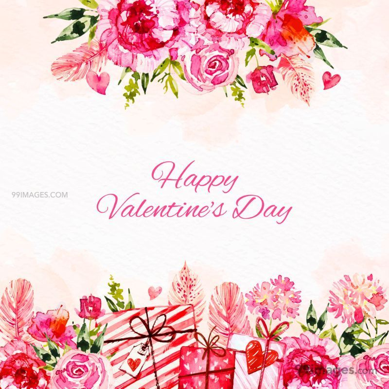 [14 February 2020] Happy Valentines Day Romantic Heart Images, Wishes, Love Quotes, Messages (Hearts / Gifts / Flowers / Chocolates / Cards / Gif) (182891) - Valentine's Day