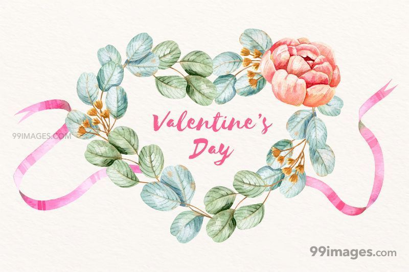 [14 February 2020] Happy Valentines Day Romantic Heart Images, Wishes, Love Quotes, Messages (Hearts / Gifts / Flowers / Chocolates / Cards / Gif) (307555) - Valentine's Day