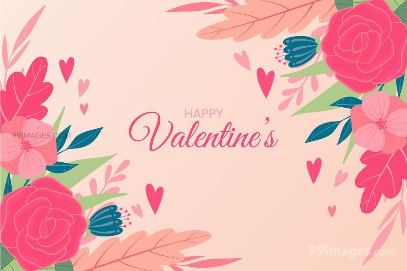 [14 February 2020] Happy Valentines Day Romantic Heart Images, Wishes, Love Quotes, Messages (Hearts / Gifts / Flowers / Chocolates / Cards / Gif) (182898) - Valentine's Day