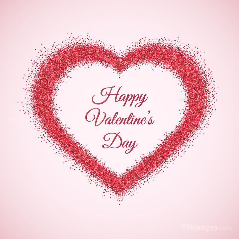 [14 February 2020] Happy Valentines Day Romantic Heart Images, Wishes, Love Quotes, Messages (Hearts / Gifts / Flowers / Chocolates / Cards / Gif) (182795) - Valentine's Day