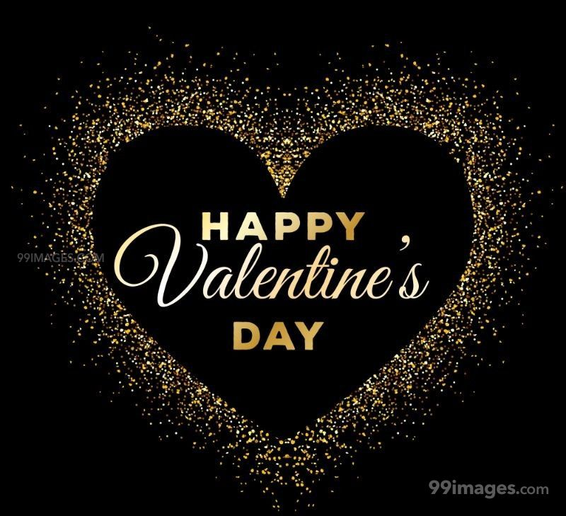 [14 February 2020] Happy Valentines Day Romantic Heart Images, Wishes, Love Quotes, Messages (Hearts / Gifts / Flowers / Chocolates / Cards / Gif) (307547) - Valentine's Day