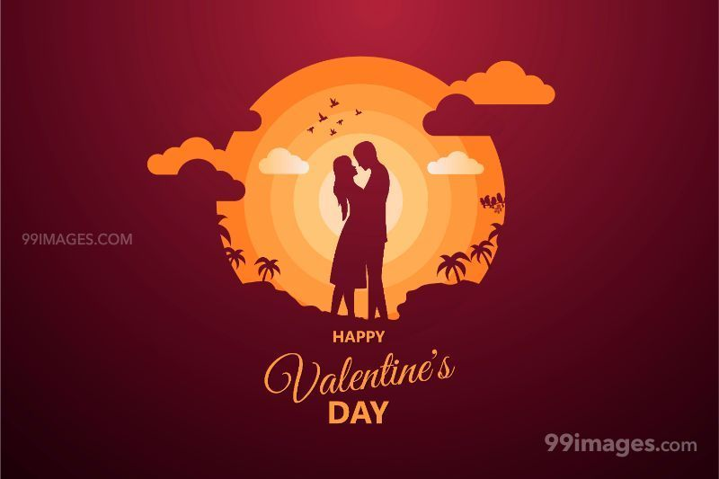 [14 February 2020] Happy Valentines Day Romantic Heart Images, Wishes, Love Quotes, Messages (Hearts / Gifts / Flowers / Chocolates / Cards / Gif) (182780) - Valentine's Day