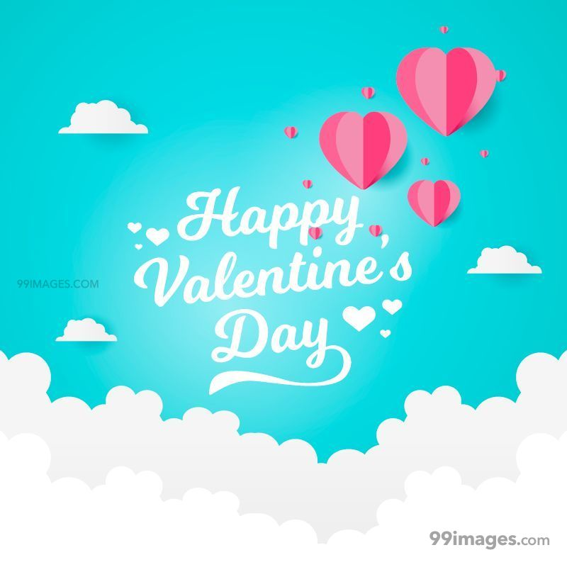 [14 February 2020] Happy Valentines Day Romantic Heart Images, Wishes, Love Quotes, Messages (Hearts / Gifts / Flowers / Chocolates / Cards / Gif) (137025) - Valentine's Day