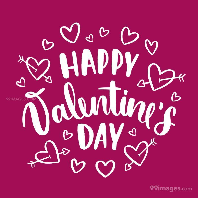 [14 February 2020] Happy Valentines Day Romantic Heart Images, Wishes, Love Quotes, Messages (Hearts / Gifts / Flowers / Chocolates / Cards / Gif) (182902) - Valentine's Day