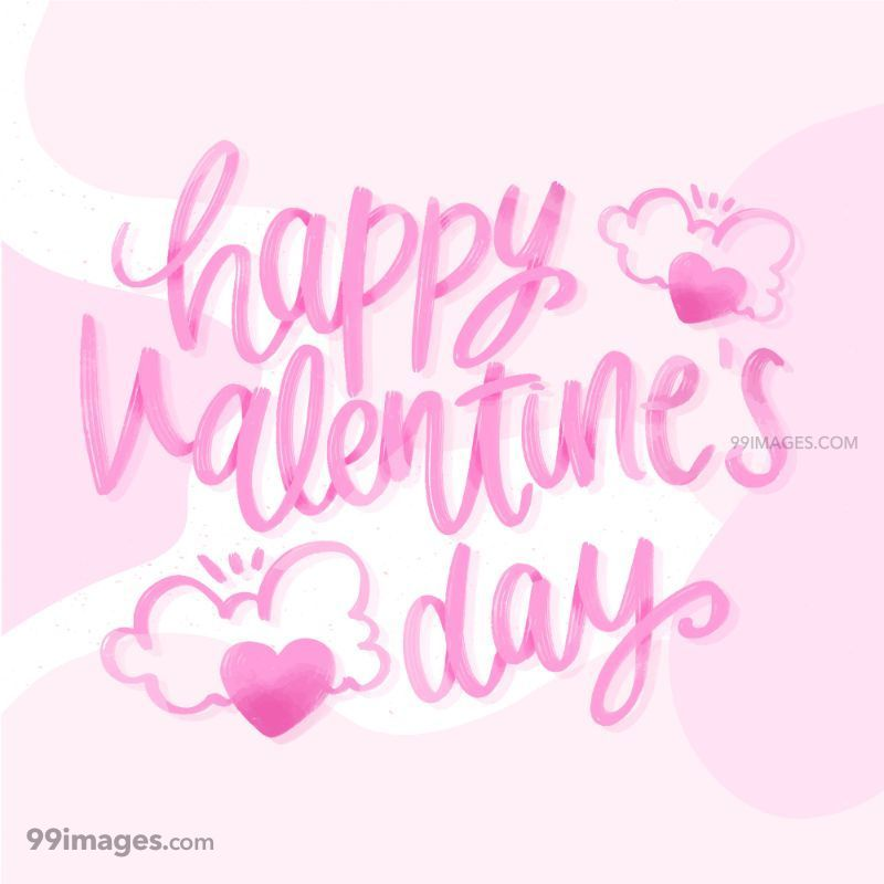 [14 February 2020] Happy Valentines Day Romantic Heart Images, Wishes, Love Quotes, Messages (Hearts / Gifts / Flowers / Chocolates / Cards / Gif) (182864) - Valentine's Day