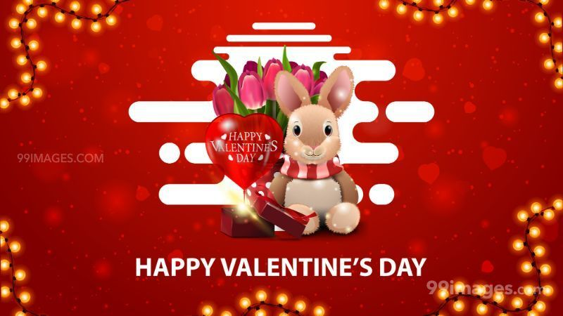 [14 February 2021] Happy Valentines Day Romantic Heart Images, Wishes, Love Quotes, Messages (Hearts / Gifts / Flowers / Chocolates / Cards / Gif) (182840) - Valentine's Day